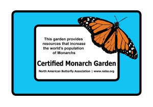 certified monarch butterfly association