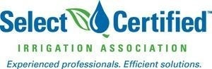 select certified irrigation association professionals