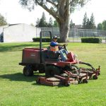 commercial rider mower