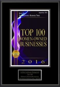 top-100-woman-owned-plaque
