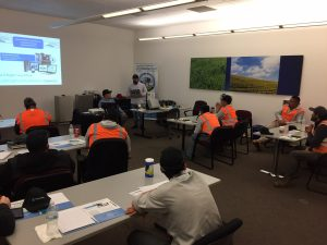 hydrapoint training classes