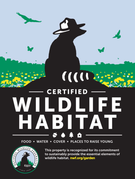 certify your wildlife garden