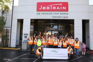 JobTrain building renovation
