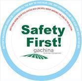 gachina participates in landscaping safety awareness