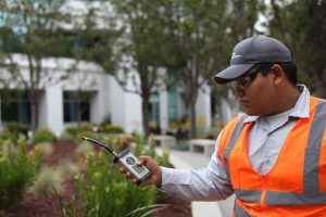 smart irrigation controllers - commercial landscape management