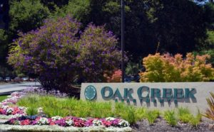 annual color program for oak creek apartments bay area
