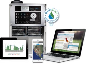 smart irrigation controllers for commercial landscapers