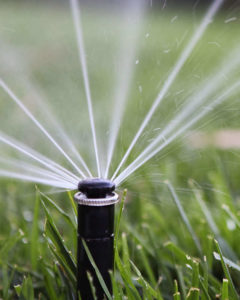 irrigation and sprinkler repairs