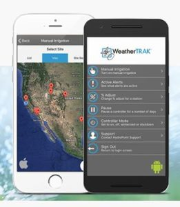 WeatherTRAK Mobile App