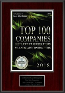 Lawn & Landscape Top 100 Landscape Contractor List 2018