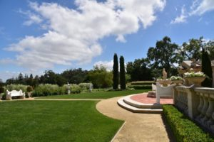 Los Altos Hills Estate grounds landscape maintenance