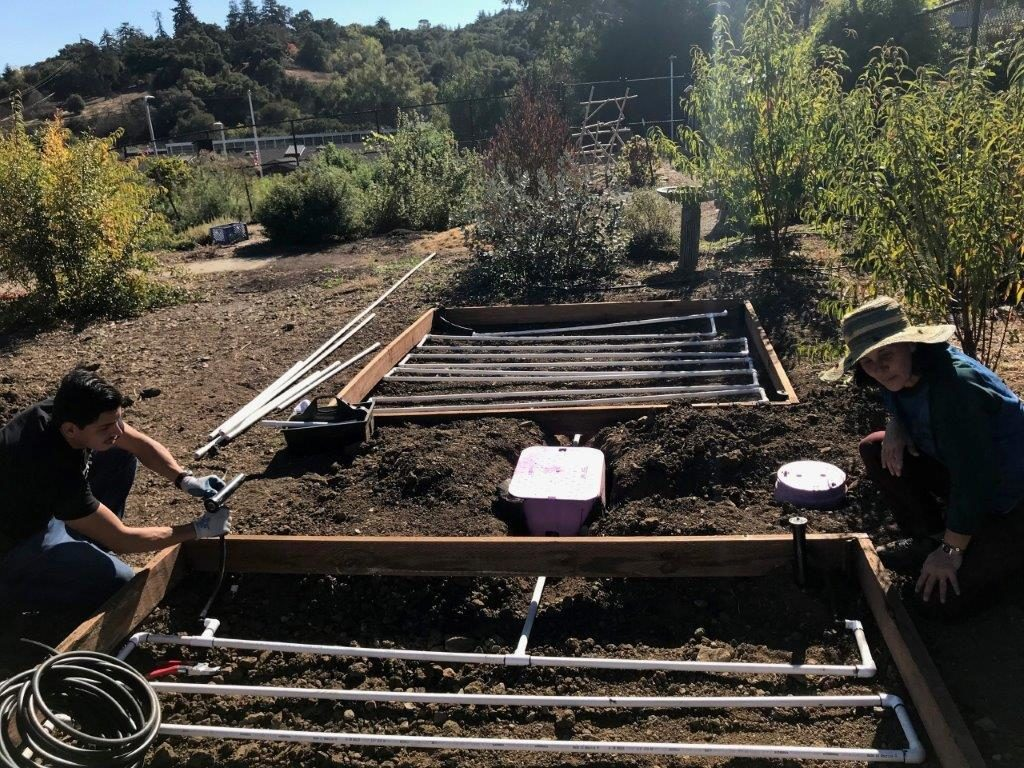 Foothill College landscaping training module